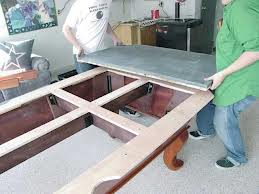 Pool table moves in Birmingham Alabama