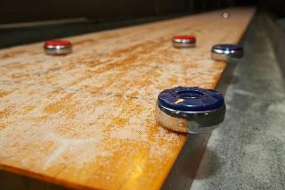 SOLO® Shuffleboard Movers Birmingham, Alabama.