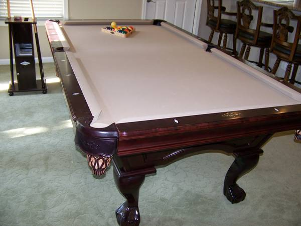 Pool Tables For Sale In Alabama Sell A Pool Table In Birmingham - Brunswick greenbriar pool table