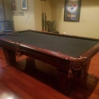World of Leisure Pool Table