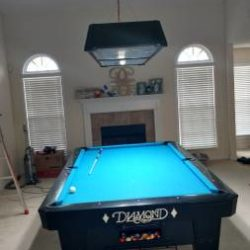 Diamond Pro-Am Pool tables