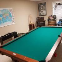 Contender Pool Table 8ft.