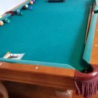 2002 Brunswick Contender Pool Table