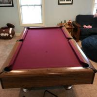 Kasson 7ft. Table