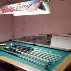 Valley Dynamo Slate Pool Table