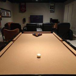 Westwood Billiards Table