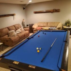 9' Brunswick Medalist Pool Table