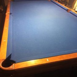 Brunswick Tournament Length Pool Table