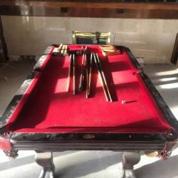 Pool Table-Triple 7 Billiards Co.
