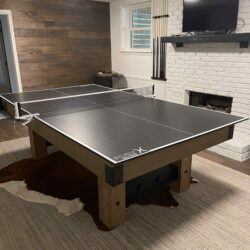 Brand New Custom Table and Tennis Top